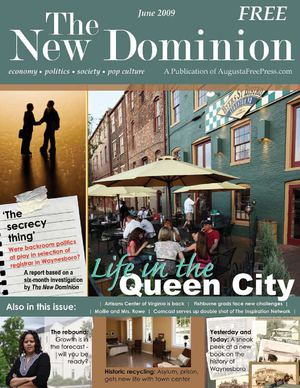 The New Dominion - June 2009 issue