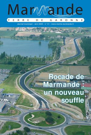 Journal Municipal n° 51 - Ville de Marmande