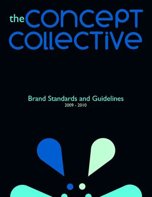 The Concept Collective Branding Guidelines