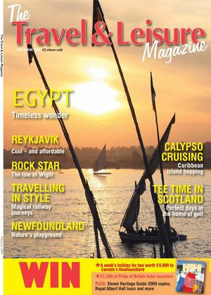 The Travel & Leisure Magazine May 09