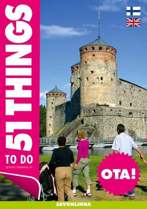 51 things to do Savonlinna