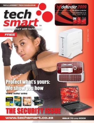TechSmart 70, July 2009, The Security Issue