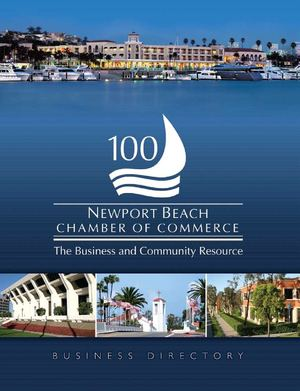 Newport Beach Chamber of Commerce Business Directory