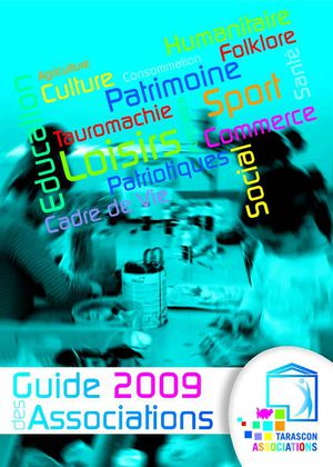 Tarascon en provence - Guide des Associations 2009