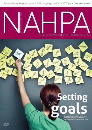 NAHPA Magazine (example issue)