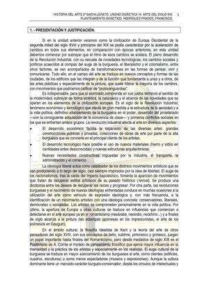 Calaméo - TEMA 14. ARTE SIGLO XIX