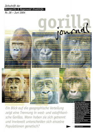 Gorilla Journal 28