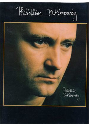 Album - But Seriously - Phil Collins - Free Piano Scores