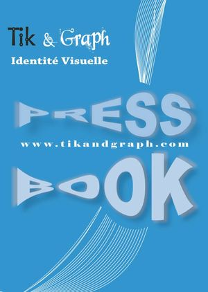 PRESS BOOK TIK AND GRAPH