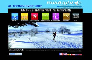 Catalogue Raidlight Hiver 2009