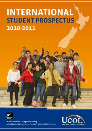 International Programme Information Guide 2009/2010
