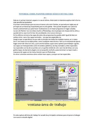 01/TUTORIAL COREL PAINTER/ PINTAR UNA CARA