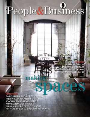 People & Business September 2009 - Making Spaces (M115)