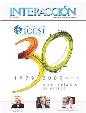 Revista Interacción Universidad Icesi No. 34