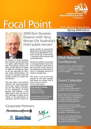 Focal Point Summer Edition