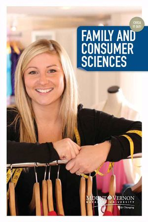 Family and Consumer Sciences Department Brochure