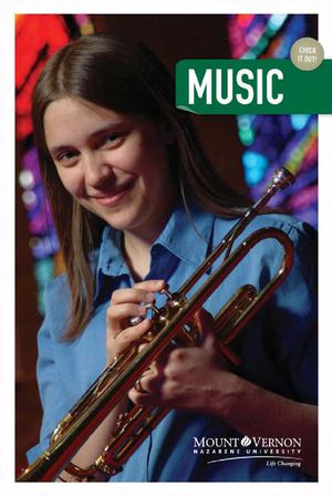 Music Department Brochure