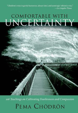 Comfortable WIth Uncertainty_Pbk