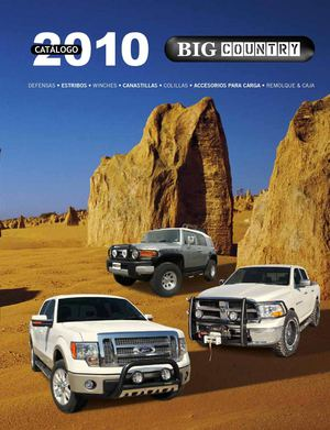 Catalogo RMH tuning BigCountry 2010