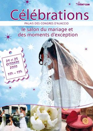 Programme officiel salon du mariage 2009