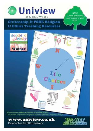 Uniview Worldwide Citizenship, PSHE, Religion & Ethics Teaching Resources November 09
