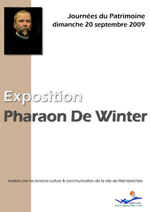 Exposition Pharaon De Winter