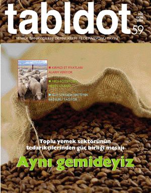 Tabldot Dergisi