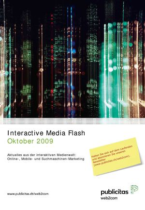 Interactive Media Flash Oktober 2009