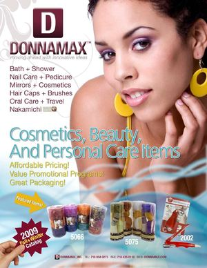 DONNAMAX | CATALOG SHOWCASE | FALL+WINTER 2009
