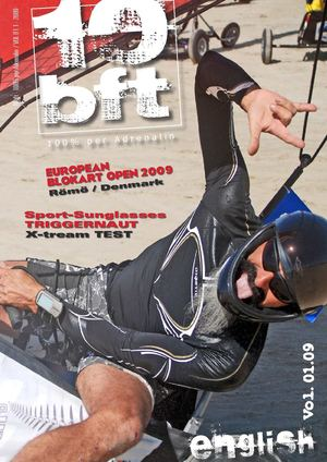 10 bft - Magazine Blokart (English)