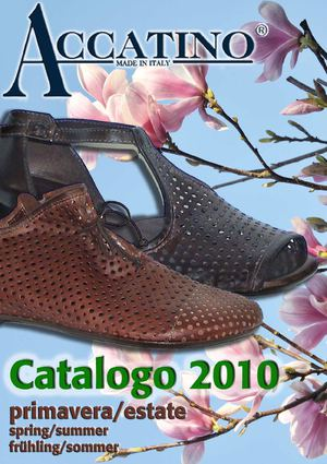 Accatino - catalogo 2010 - primavera-estate