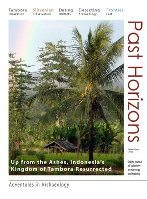 Past Horizons Issue 10 November 2009