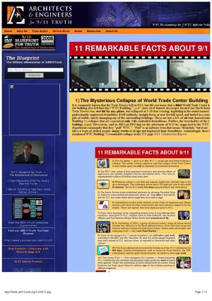 11 REMARKABLE FACTS ABOUT 9-11