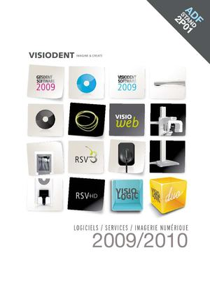 Catalogue Visiodent Duo