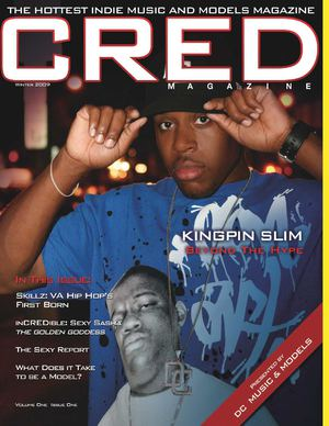 CRED MAGAZINE VOL 1 ISSUE 1