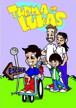 Turma do Lukas - n01