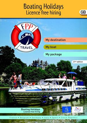 France Passion Plaisance - Canal Boat rental