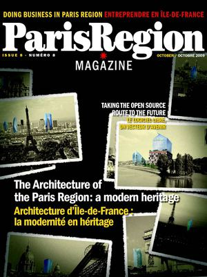 Paris Region Magazine / Doing Business in Paris Region - issue 8