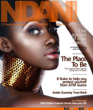 NDANI Vol. 1 (The e-Quarterly from GTBank)