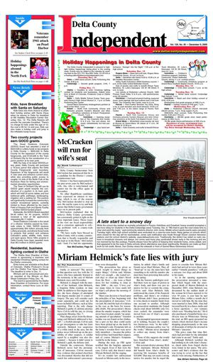 Delta County Independent, Issue 49