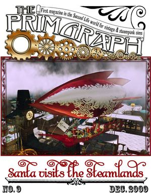 The Primgraph: Issue 9 - December 2009