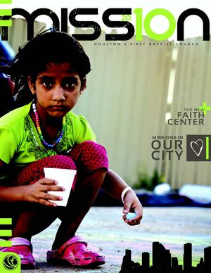 Houston's First Missions Magazine 2010