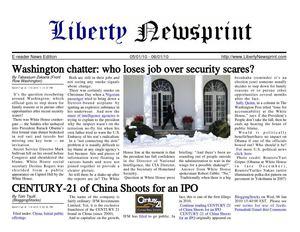Liberty Newsprint Jan 06 10