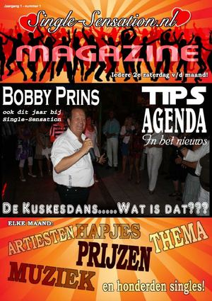 Single-Sensation Magazine jaargang 1 nummer 1