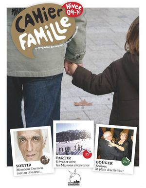 CAHIER FAMILLE - HIVER 2009/2010