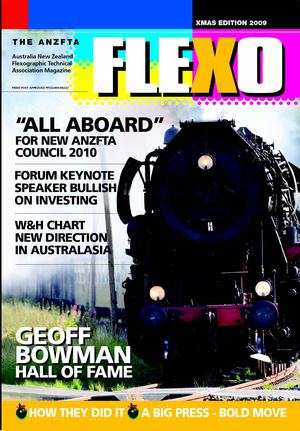 ANZFTA Flexo Magazine Christmas 2009