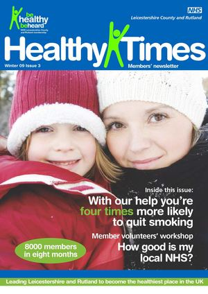 Healthy Times (Winter 09 Issue)