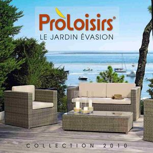 Catalogue Collection proloisirs 2010