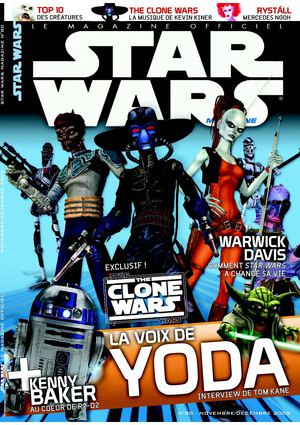 Star Wars Magazine 80