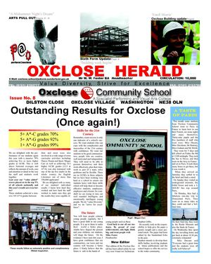 Oxclose Herald Issue 8